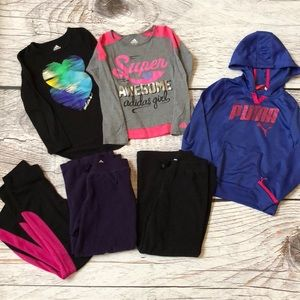 Other - 🏀⚽️🎾Girls Workout Lot